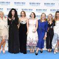 Mamma Mia! Yeniden Basliyoruz : Vignette (magazine) Alexa Davies, Amanda Seyfried, Benny Andersson, Cher, Christine Baranski