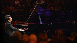 Oscar Ödüllü Ron Howard, Piyanist Lang Lang