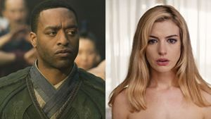 Anne Hathaway ve Chiwetel Ejiofor