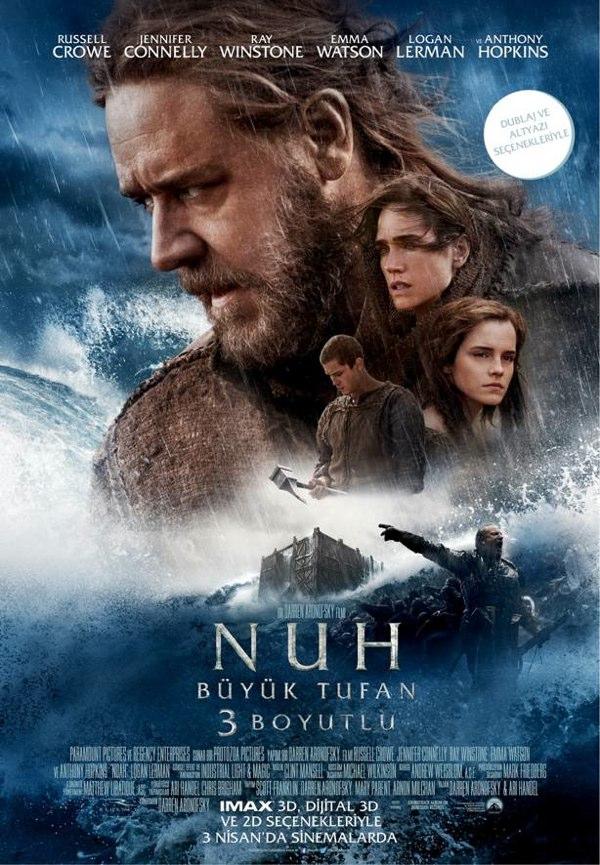 Nuh: Büyük Tufan - film 2014 - Beyazperde.com