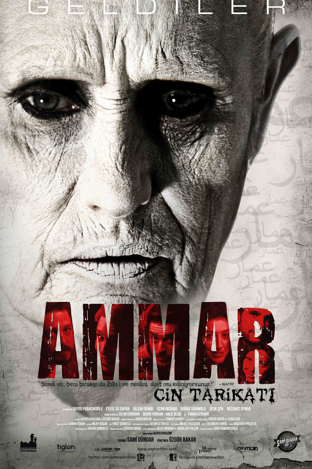 Ammar (CİN TARİKATI ) Yerli Korku Filmi Full İzle, Yerli Film izle, Yerli Korku Filmleri,