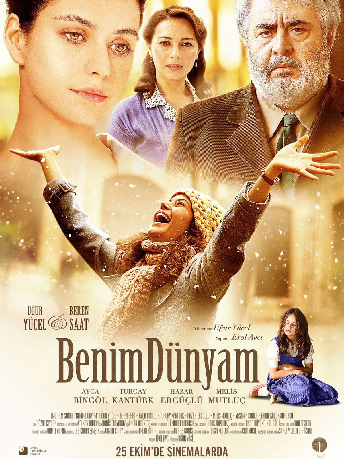 ჩემი სამყარო - Benim Dünyam (2013)