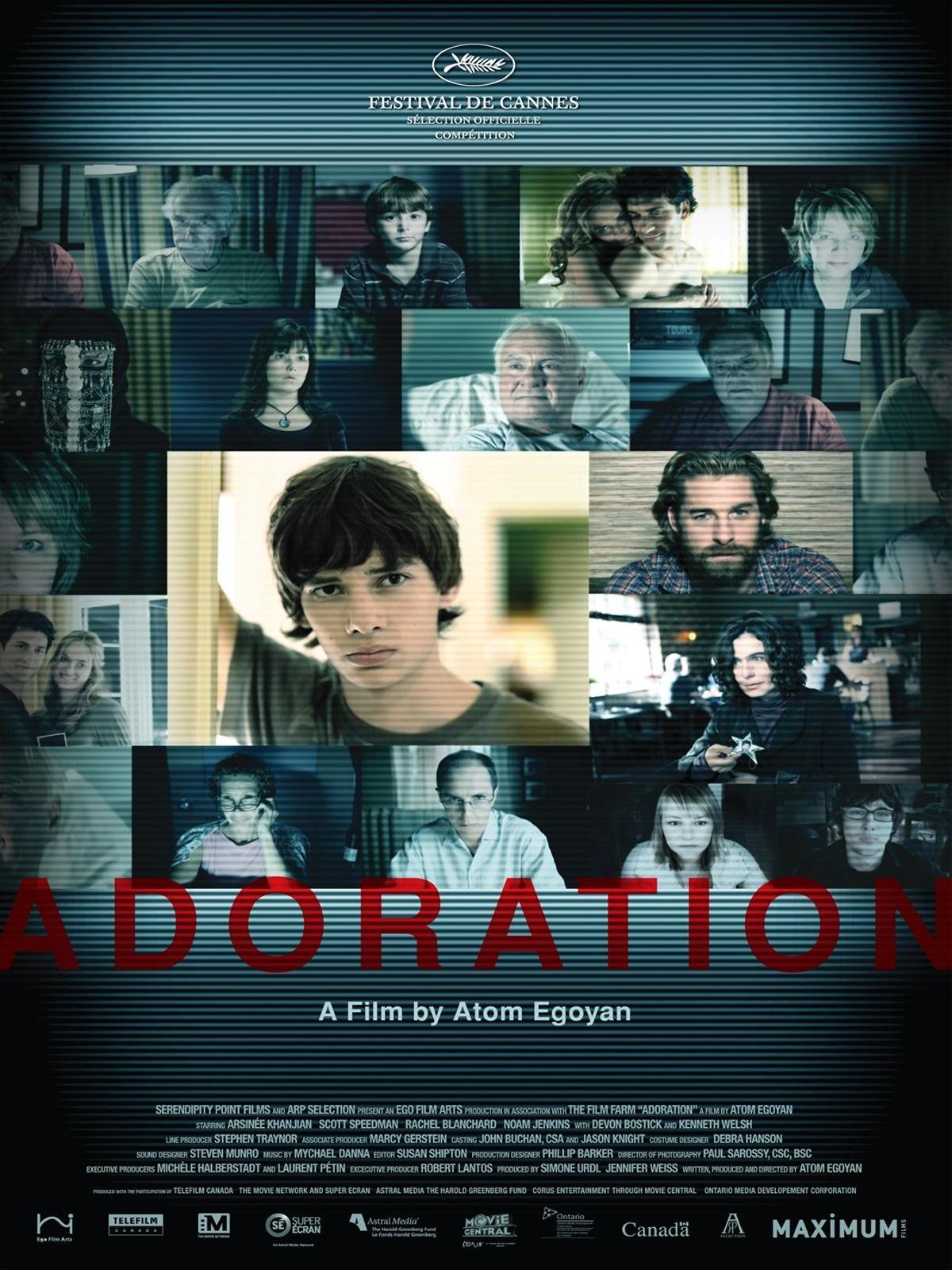 Atom Egoyan: biyografi ve filmler 68