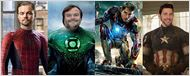 Süper Kahraman Olmayı Kıl Payı Kaçıran Ünlüler!