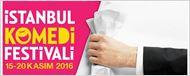 İstanbul Komedi Festivali Başlıyor!