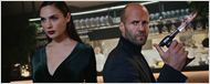 Jason Statham ve Gal Gadot Restoranı Birbirine Kattı!