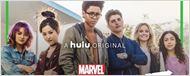 Marvel's Runaways'in İlk Fragmanı Görücüye Çıktı