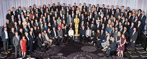 Oscar Adaylarının Kalabalık Öğle Yemeği!