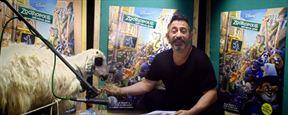 Cem Yılmaz ile Koyun Zootropolis İçin Stüdyoya Girdi!