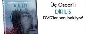 Diriliş DVD'leri Sizi Bekliyor!