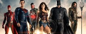 Justice League'den Fragman Geldi!