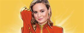 Yeni Captain Marvel'la Tanışın!
