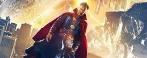 Doktor Strange'ten Yeni IMAX ve Hareketli Posterler Geldi!