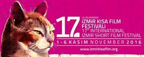 İzmir Kısa Film Festivali Başlıyor!