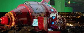 Arif v 216 Teaser'ının Kamera Arkası Görüntüleri Yayınlandı!