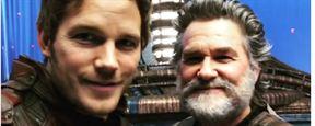 Chris Pratt ve Kurt Russell Sette!
