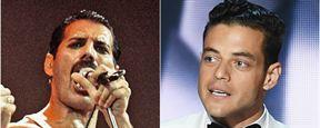 Rami Malek'in Mercury'si Sahnede!