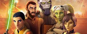 Star Wars Rebels: 4. Sezondan Teaser Paylaşıldı