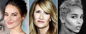 Big Little Lies: Shailene Woodley, Laura Dern ve Zoë Kravitz Geri Dönüyor