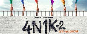 "Gençlik Filmi ""4N1K 2""den Poster Geldi!"