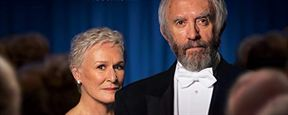 "Glenn Close'lu Dram Filmi ""The Wife"" Posterinde Övgü Yağmuru!"