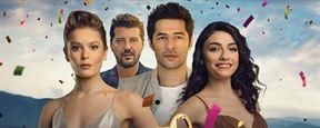 """Romantik Film """"Her Şey Seninle Güzel""""in Oyuncularından Seyircilere Mesaj!"""
