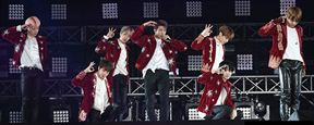 K-Pop Grubu BTS Gişede One Direction'ı Yendi!