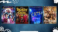 """Vizyondaki Filmler: """"Gamonya: Hayaller Ülkesi"""", """"Cats""""..."""