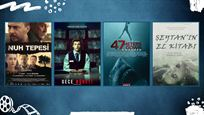 """Vizyondaki Filmler: """"Nuh Tepesi"""", """"Gece Nöbeti"""", """"47 Metre Derinde: Kafes"""""""