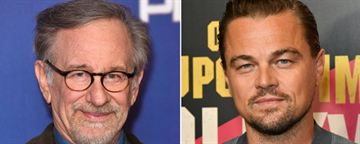 Leonardo DiCaprio ve Steven Spielberg Yeniden Bir Arada!