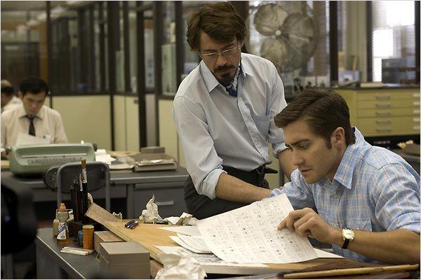 Zodiac : Fotograf Jake Gyllenhaal, Robert Downey Jr.