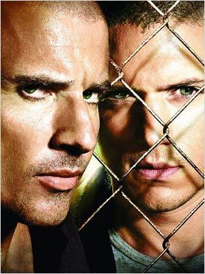Prison Break : Afis
