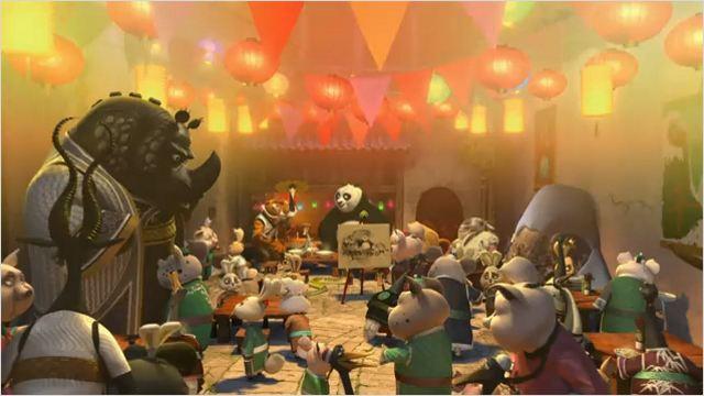 Kung Fu Panda Holiday Special Suomi tekstitykset, Subtítulos en Espańol, ﺕ