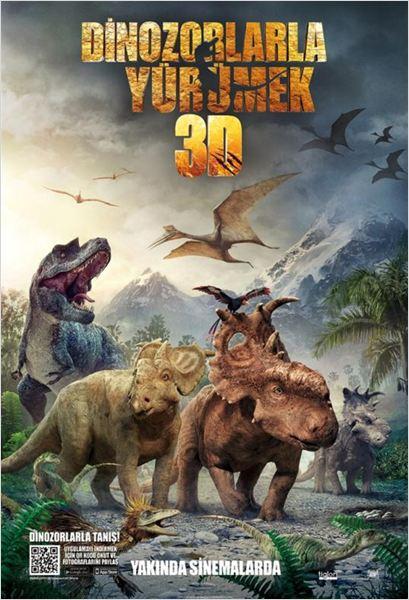Dinozorlarla Yürümek Türkçe Dublaj izle