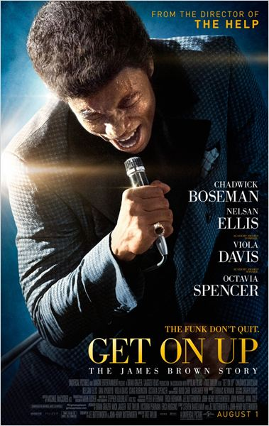 Get On Up : Afis