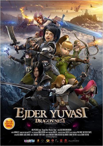 Ejder Yuvasi : Afis
