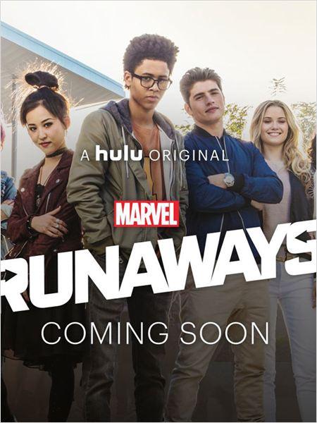 Marvel's Runaways : Afis