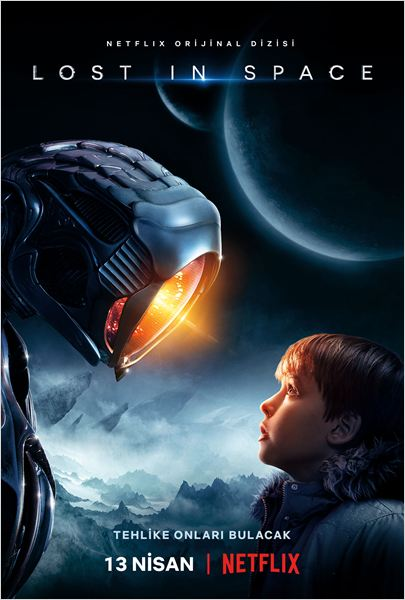 Lost in Space (2018) : Afis