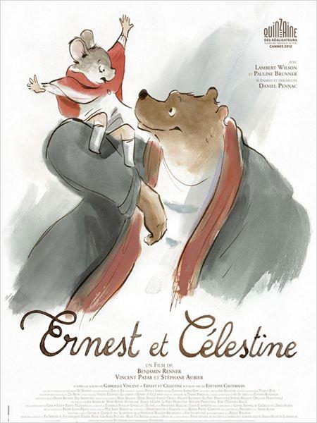 Ernest & Celestine : Afis