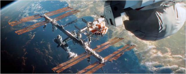 Yerçekimi (Gravity) Filmi ABD Gişesinde Zirvede!