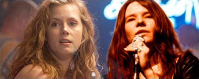Amy Adams Nihayet Janis Joplin olacak mı?