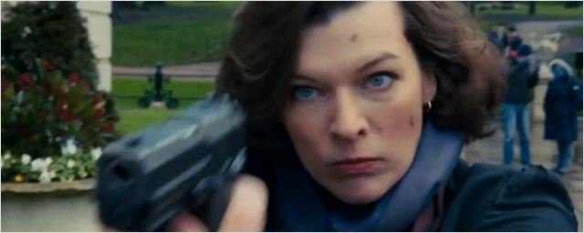 Milla Jovovich Aksiyon Arenasına Geri Döndü!