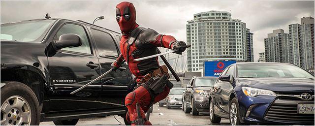 Deadpool Cephesinden Yeni Fotolar!