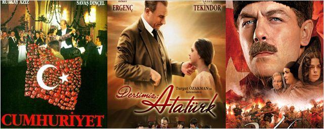 Türk Sineması'nda Atatürk ve Cumhuriyet!