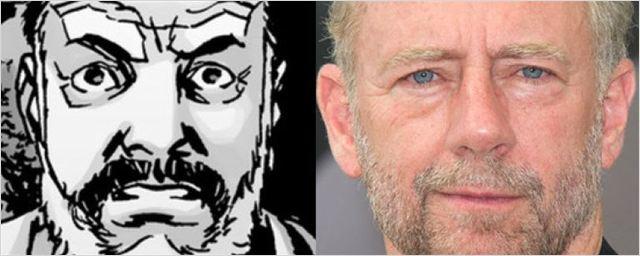 The Walking Dead, Çizgi Romandan Bir Karakteri Daha Diziye Soktu