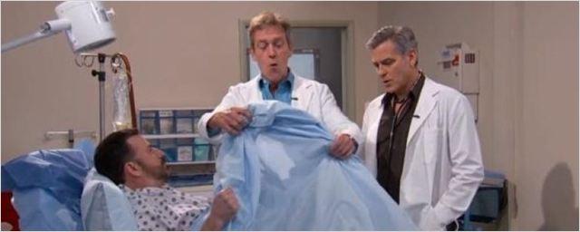 George Clooney ER'a Geri Döndü!