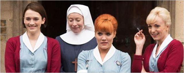 Call The Midwife 3 Sezon Onayı Birden Aldı!
