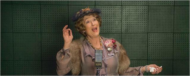 Meryl Streep'li Florence Kulaklarınızın Pasını Silecek!