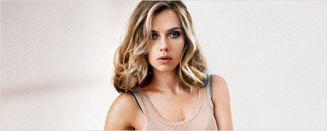 2016'nın Kazananı Scarlett Johansson!