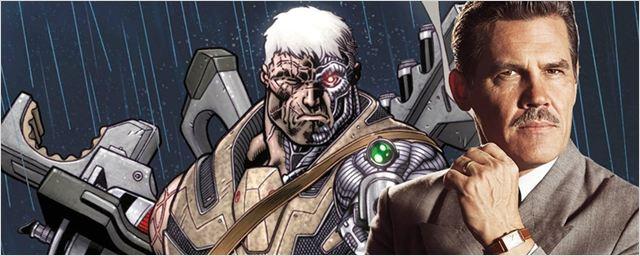 """""""Deadpool 2""""nin Cable'ı Antremanda!"""